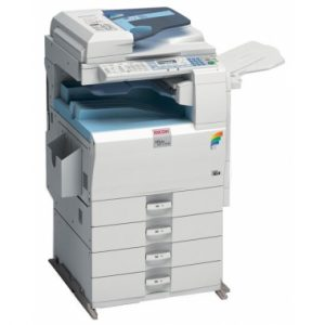 Ricoh MP C2800 colour photocopier