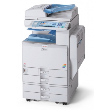 Ricoh MP C3500 colour photocopier