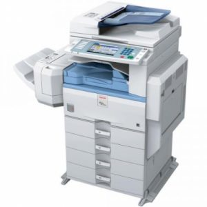 Ricoh MP C3300 colour photocopier