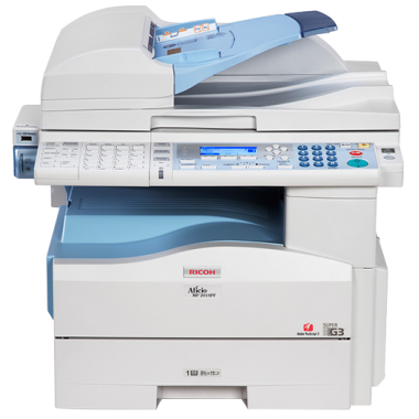 Ricoh MP 201 photocopier