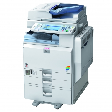 Ricoh MP C4500 colour photocopier