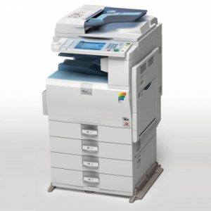 Ricoh's Aficio MP C2050