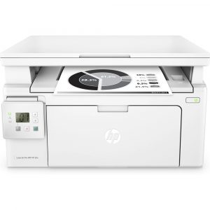 Whats in the HP LaserJet Pro MFP M130nw box